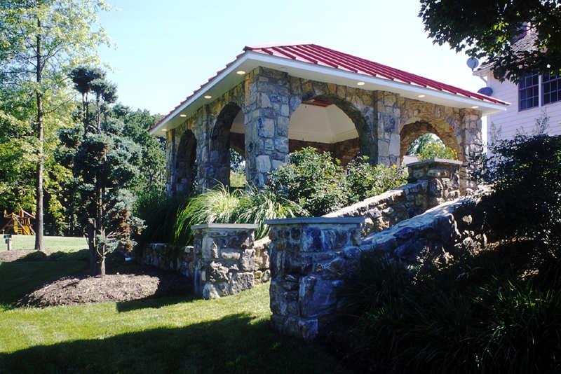 Pavilions
