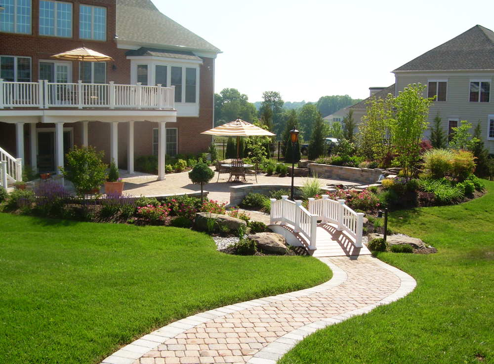 Patios & Walkways